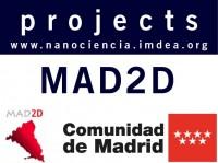 MAD2D Propiedades fundamentales y aplicaciones del grafeno y otros materiales bidimensionales