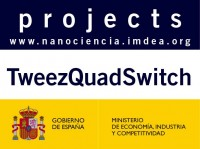TweezQuadSwitch G-quadruplex as a nanoheater-induced molecular switch demonstrated by optical tweezers